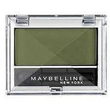 Maybelline EyeStudio Mono Eyeshadow - 412 Lagoon Blue