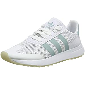 31amq7Rc%2BWL. SS300  - adidas Women's Flashback Sneaker Low Neck