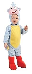Rubies s Costume Co 33178 Dora The Explorer Boots EZ-On Romper Infant Costume Size Infant 6-12 Months (disfraz)
