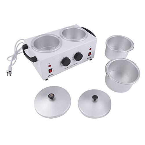 Kongqiabona Double Pot Wax Heater Electric Hair