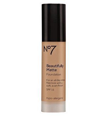 No7 Beautifully Tapis Foundation 27 Beige 27 Beige