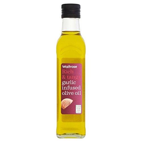 Garlic Infused Olive Oil Waitrose 250ml