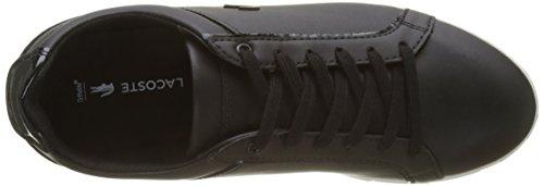 Lacoste Rey Lace, Sneaker Donna Nero (Blk)