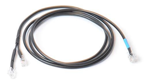 Dadusto 1 Stück DHSG EHS Adapterkabel 14201-10 für Jabra PRO 94x (Ehs-kabel)