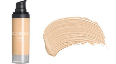 LR-Lucky Colours Oilfree Make-up / Ölfreies Make-up-Light Sand