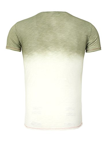 Carisma -  T-shirt - Uomo Kaki