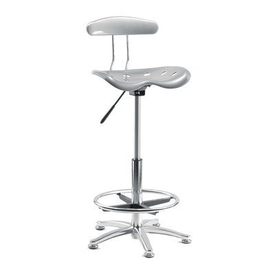 Tek High Rise Counter / Draughtsman's Chair