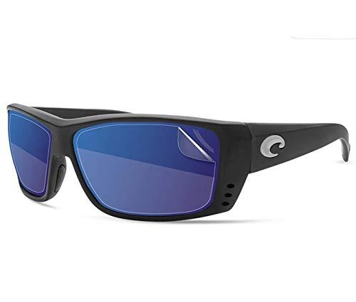e32c2406bd0 RIPCLEAR Sunglass Protectors for Costa Del Mar Cat Cay Sunglasses - Scratch  Proof Crystal Clear -