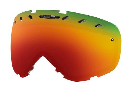SMITH OPTICS PHENOM LENS RED SOL-X MIRROR VLT 18% ERSATZSCHEIBE (Lens Optics-goggles Smith)