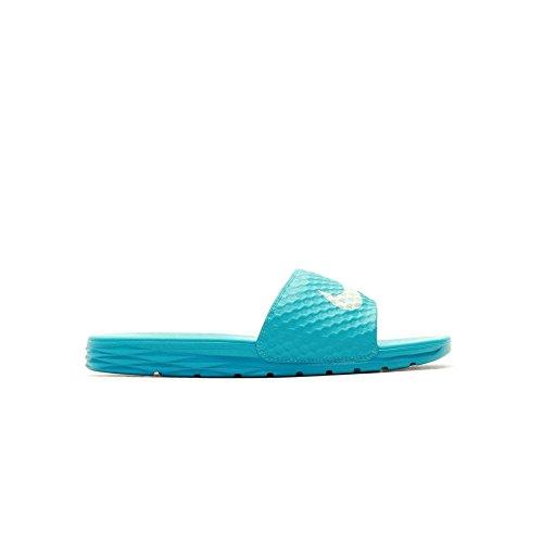 Nike Sandalen – Wmns Benassi Solarsoft blau/blau Größe: 40.5