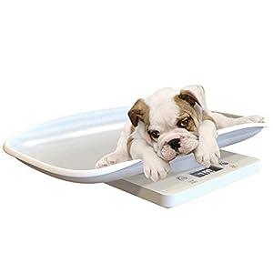 SinceY Digitalwaage Babywaage Tierwaage Für Baby Oder Tiere Bis 10kg