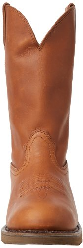 Durango 27602 SPR Marron clair en cuir ferme 'n Ranch Western Marron Bottes Beige - marron