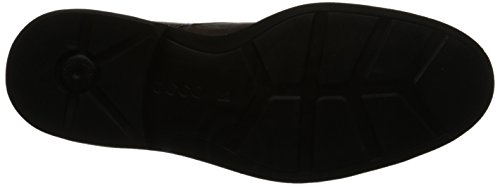 Ecco - Findlay Shoe, Scarpa da Uomo Marrone(Braun (Coffee/Marine))