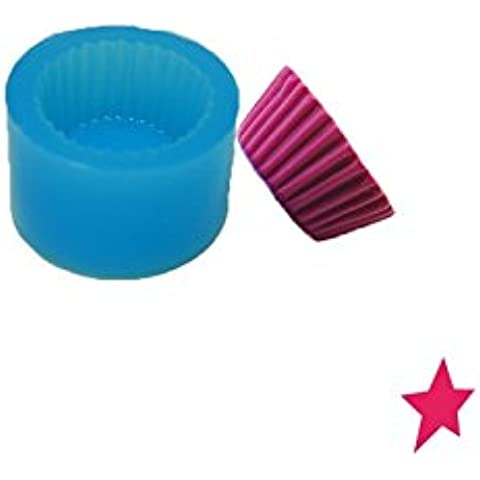 Mini stampo silicone 15 mm Base per