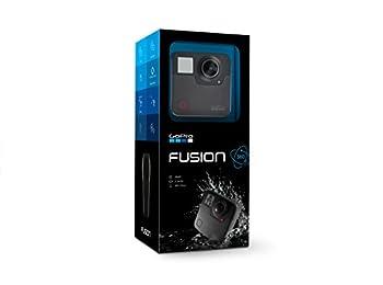 Fusion 5.2K çözünürlüklü 360 derece kamera
