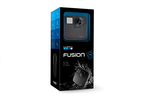 GoPro Fusion - Camera d'action 360° - Noir