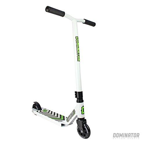 Scout Dominator Pro Stunt-Roller, weiß