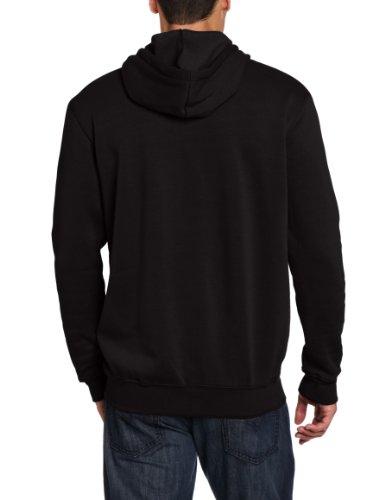 Carhartt 100074 Logoshirt Midweight schwarz