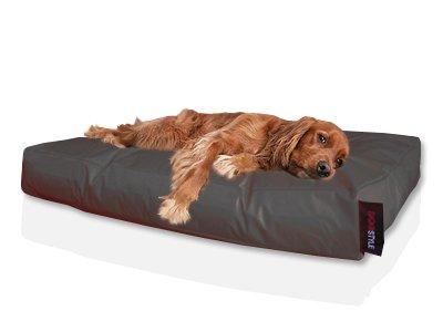 Bild von: mypado® Hundebett Hundekissen Nylon 120x80 schwarz