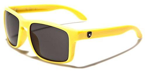 Khan Jungen Sonnenbrille Mehrfarbig YELLOW GLOSSY / DARK LENS