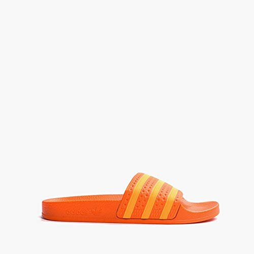 adidas Adilette Badeschuhe Damen, orange, 37