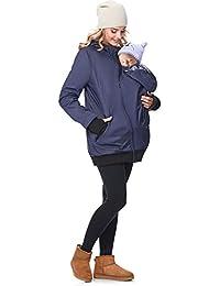 Be Mammy Chaqueta de Maternidad para Mujer BE20-173