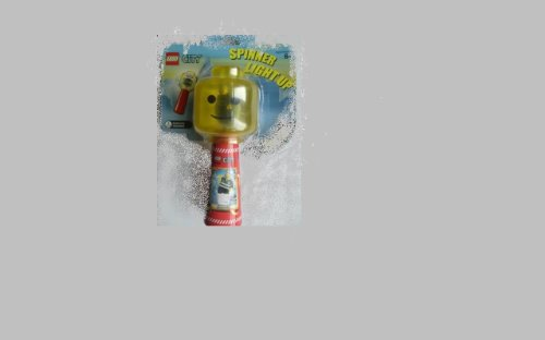 LEGO City 4494986 Spinner Light UP (Legos Up Light)
