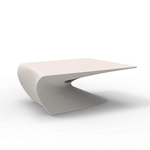 Vondom Wing Table Basse pour l'extérieur écru