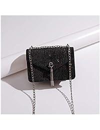f2524e1351822 WEIFAN-Lady bags Schulter Schulter Tasche Weibliche Slanting Umschlag  Schlange Knochen Kleine Quadratische Tasche Tasche 20   14 cm Pu…