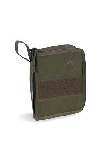 Tasmanian Tiger TT Tactical Field Book Notizbuchtasche Olive 17x3x4cm