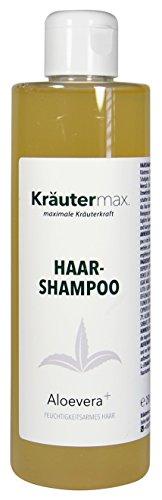 Aloe-Vera-Haar-Shampoo 1 x 250 ml - Feuchtigkeits-Shampoo -