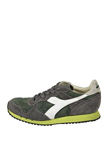 Chaussures an1858 Diadora Uomo fantaisie Verde/grigio/bianco