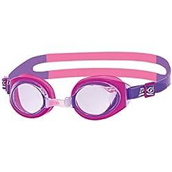 Zoggs Gafas de natación, Bebés Unisex, Rosa/Púrpura/Claro, 0-6 años