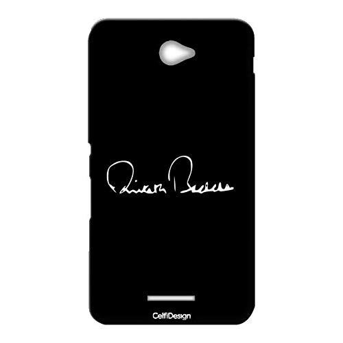 Official Merchandise CelfiDesign Premium Case - AB Signature Black for Sony Xperia E4