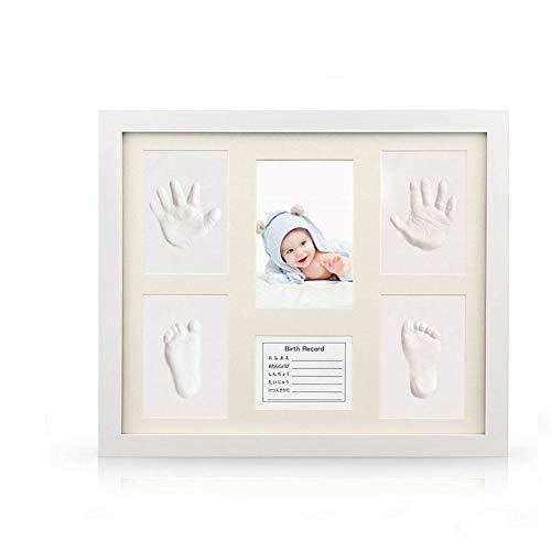 Occitop Safe Newborn Baby Handprint Footprint Photo Frame Imprint Kit Ink Pad - Ink-pad-kit