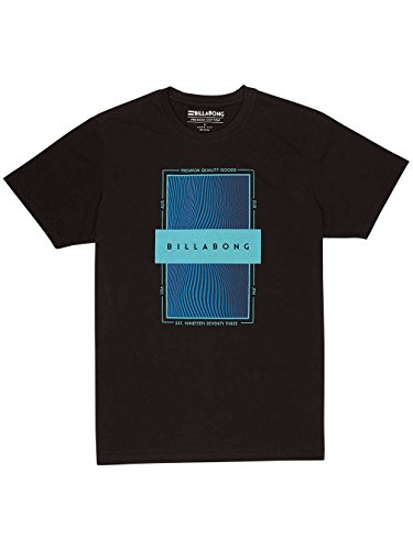 Billabong Locked in SS Tee Shirt uomo nero