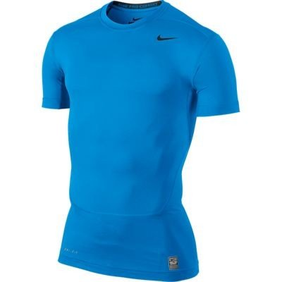 Nike Herren Unterwäsche Pro Combat Core Compression 2.0 Shirt, Blau, M, 449792-433 (Nike Pro T-shirt Combat)
