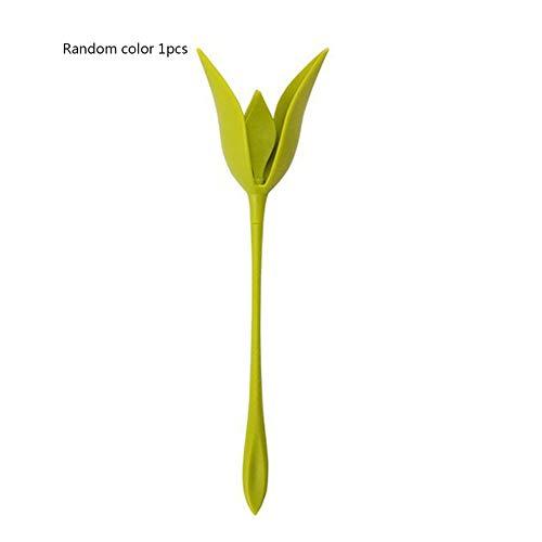 Feketeuki Blüten-Serviettenhalter-Blatt-Blumen-Papierhandtuch-Rollenservietten-DIY Restaurant-Papier - Grün