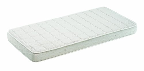 Dormeo 2 + 12 Memory Foam Double Mattress, 135 x 190 x 15 cm, White Best Price and Cheapest
