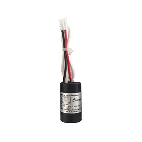 Generador iones negativos: módulo ionizador plasma