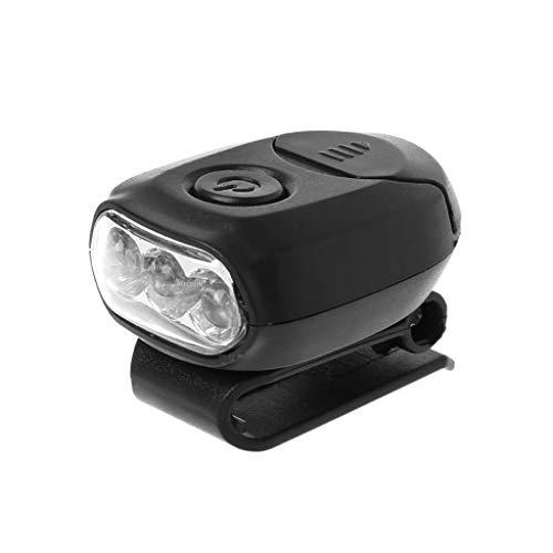 Huihuay3LED Baseball Cap Lampe Hut Clip Licht Scheinwerfer Scheinwerfer Für Angeln Wandern Werkzeug -