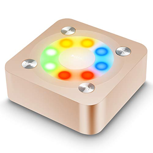 Tragbarer Bluetooth Lautsprecher, AICase Mini Klein Bluetooth Lautsprecher mit SD Kartenslot, 3,5 mm AUX-Eingang Für Handy