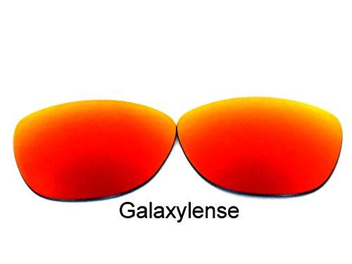 Galaxis Ersatzgläser für Oakley Frogskins Rot Farbe Polarisiert.