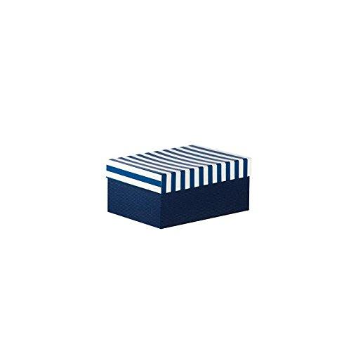 Giftisimo Dekorative Handarbeitete Geschenkbox HANA 2- 20x14x9 cm - creme blumen Test