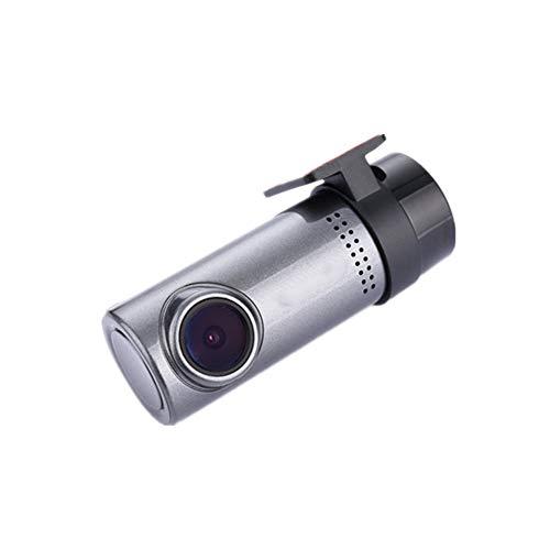 SHKY Full HD 1080P Mini-Autofahrer-Recorder, Auto-Monitor-Auto-Kamera versteckt 170 Grad Weitwinkel-WiFi-Schlag-Kamera