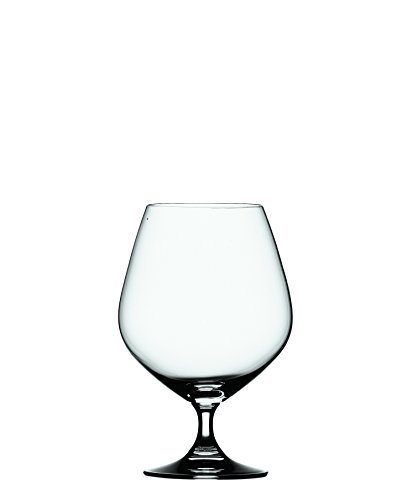 Spiegelau & Nachtmann 4-teiliges Cognacgläser-Set, Kristallglas, 558 ml, Special Glasses, 4510378