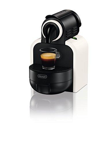 Nespresso DeLonghi Essenza EN 97W-Cafetera de cápsulas, 19 bares, ligera,...