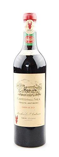 Wein 1947 Orvieto Castello della Sala Antinori