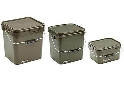 Trakker Olive Square Container/Bucket from Trakker