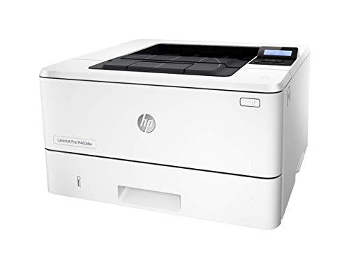 HP LaserJet Pro M402dw Laserdrucker (Wireless Direct-Druck) weiß